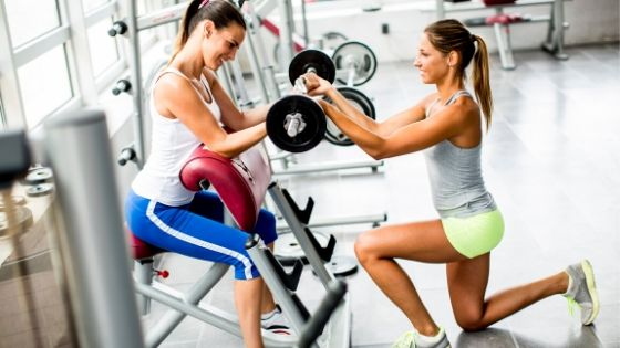 Weight lifting for women – biggest myth uncovered