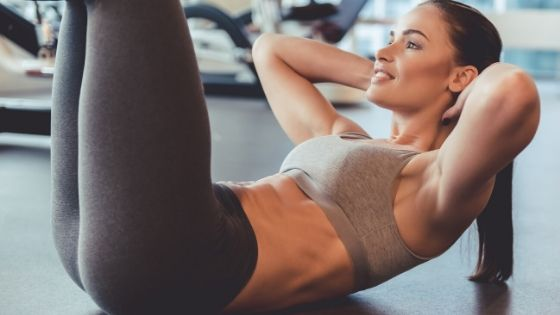 Best abdominal exercises from home