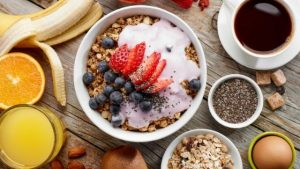 11 Healthy breakfast ideas | vegan and vegetarian