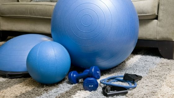 How to set up a home gym cheap