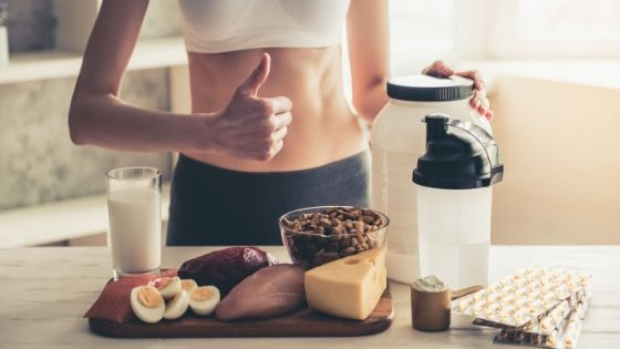 10 Ideas for a pre-workout meal