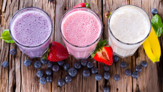 5 Fat loss protein shakes