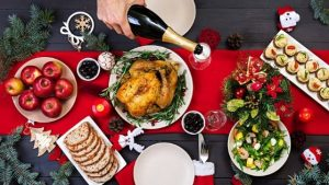 How to not ruin your diet during Christmas