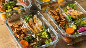 How to meal prep properly – 4 simple steps