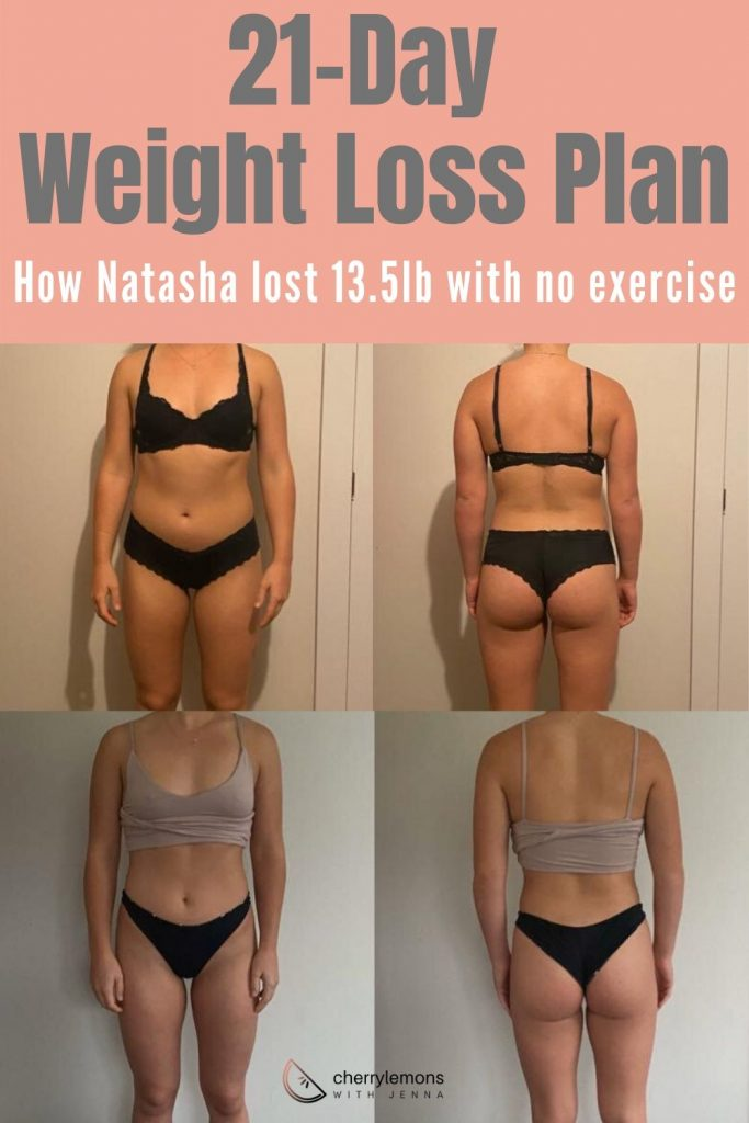 21 Day weight loss diet plan