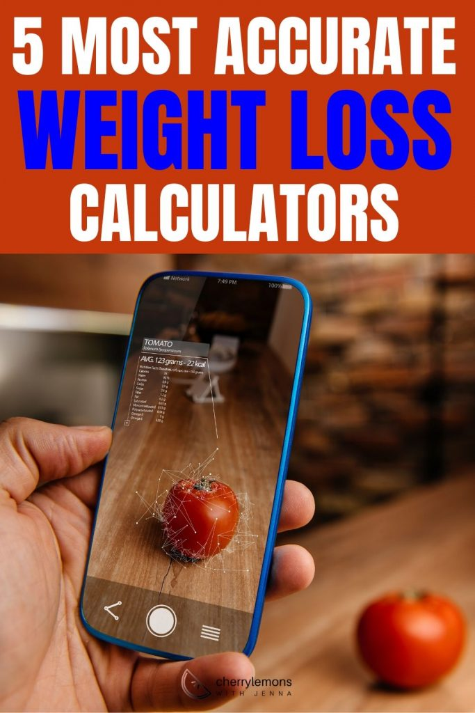 Most accurate weight loss calculators