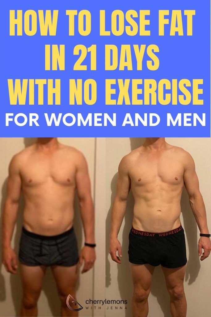 21 Day low carb weight loss diet plan
