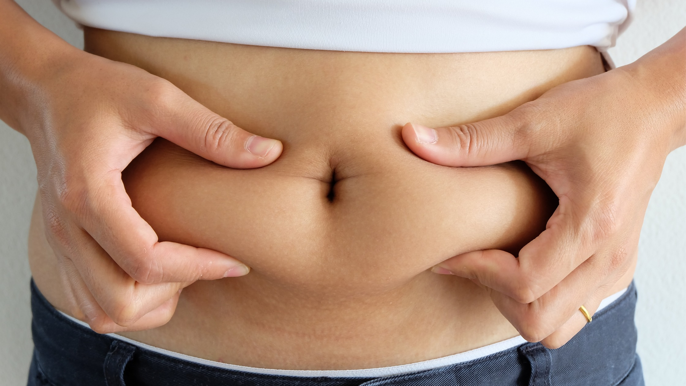 6 Tips to Lose Belly Pooch Fast